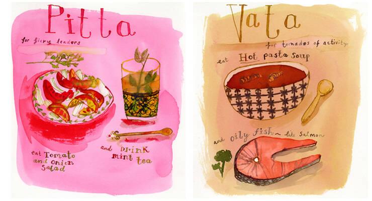 Фото к статье: Аюрведическая система питания