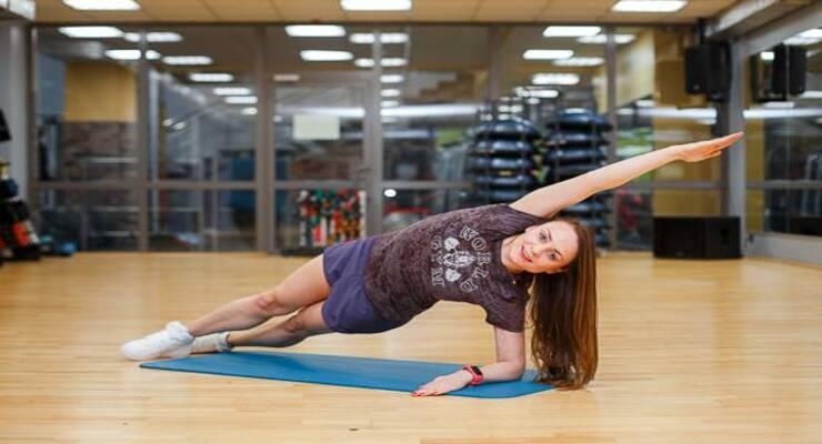Фото к статье: Интенсивная тренировка по кроссфиту для женщин (фото)