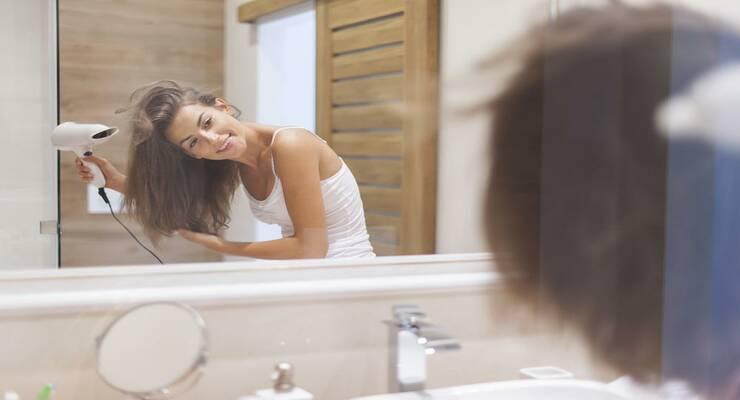 Фото к статье: Домашний уход за волосами: 5 распространенных ошибок