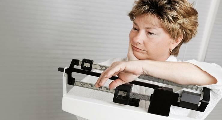 Фото к статье: Как похудеть при климаксе