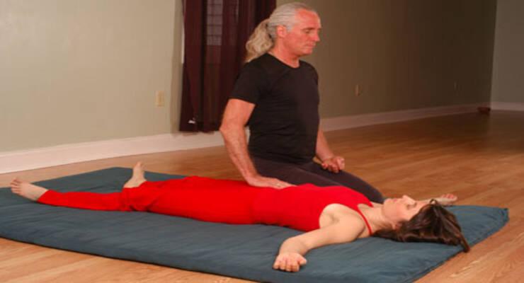 Фото к статье: Семинар «Осваиваем тай-йогу. Практика массажа»