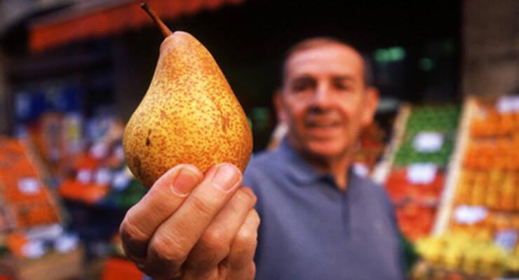 Фото к статье: Первый фермерский фестиваль Slow Food в России