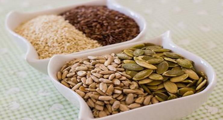 Фото к статье: Чем полезны семена льна, чиа, тыквы, подсолнечника, кунжута