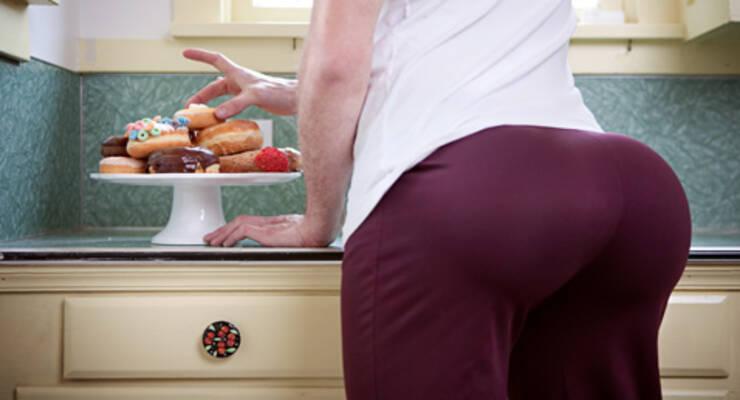 Фото к статье: Фотографии толстяков провоцируют аппетит