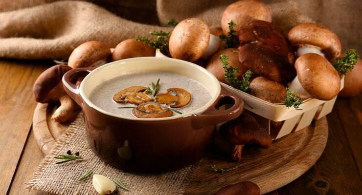Фото к статье: Что приготовить с белыми грибами. Часть II