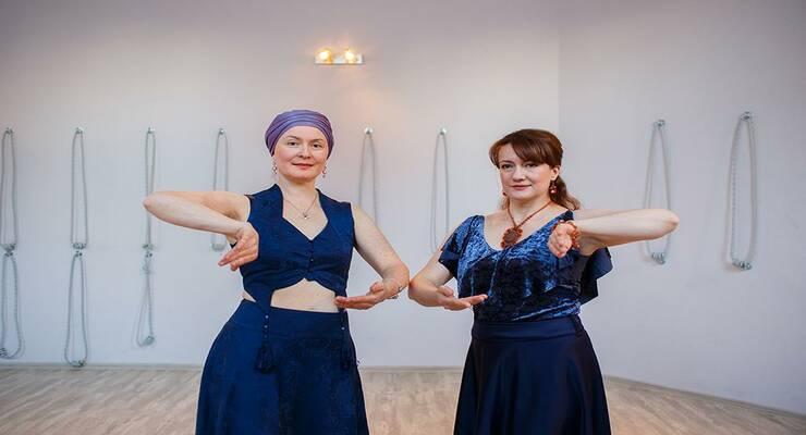 Фото к статье: Танец Мандала: развиваем женственность и сексуальность (видео)