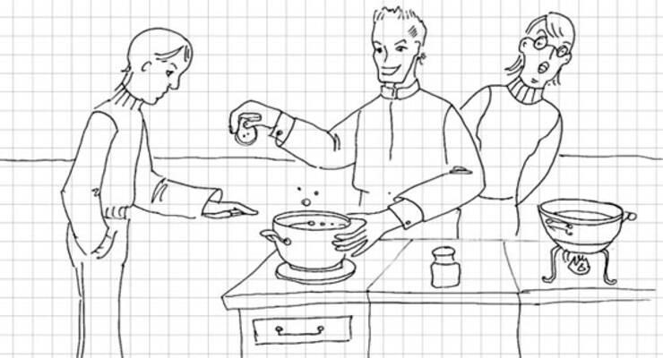 Фото к статье: Обзор лучших кулинарных школ Москвы
