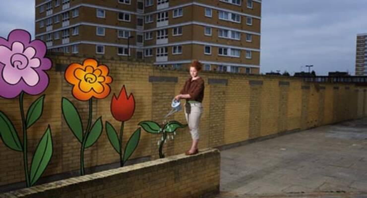 Фото к статье: Urban gardening: сады на крышах и в офисах