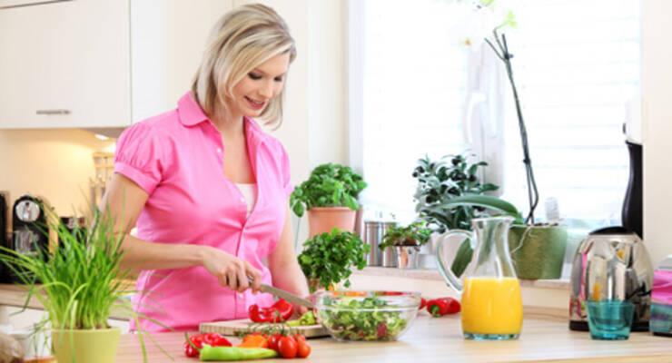 Фото к статье: Светлана Литвинова: как правильно питаться после родов