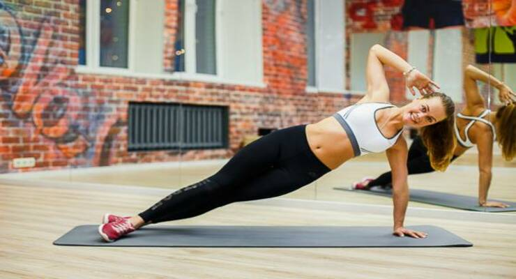 Фото к статье: 7 лучших упражнений для нижнего пресса