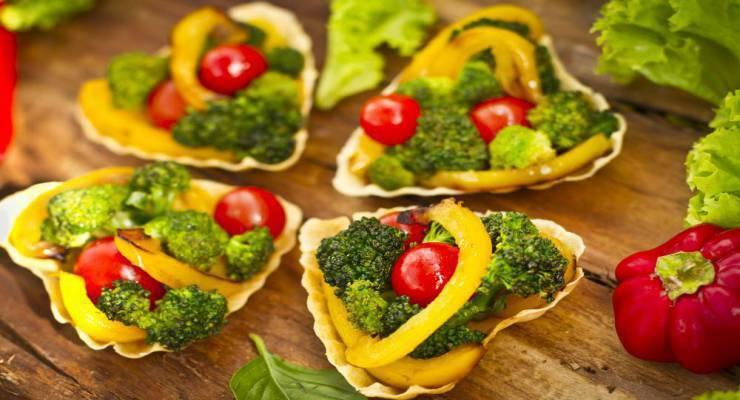 Фото к статье: Фингерфуды: простые рецепты закусок, которые едят руками. Часть 2
