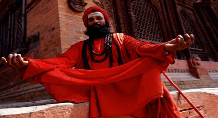 Фото к статье: Зачем йоги хотят быть похожими на индусов
