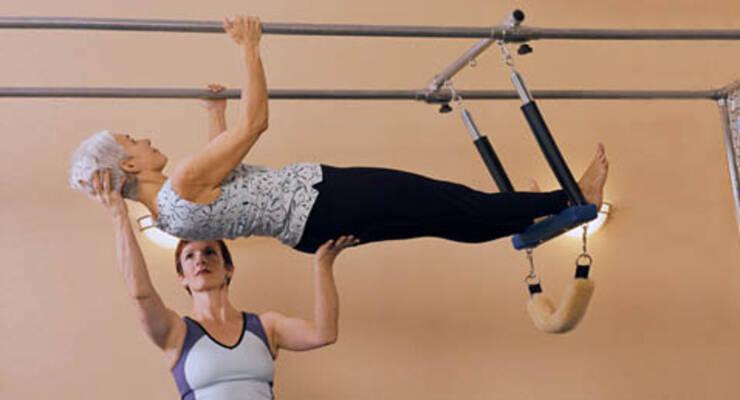 Фото к статье: Фитнес-инструктор — профессия будущего?