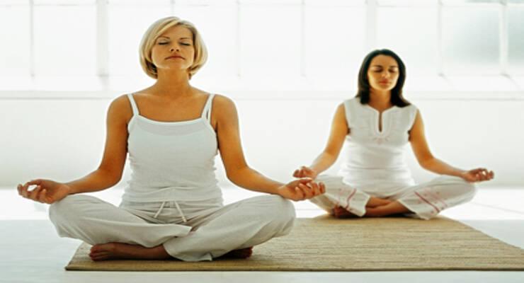 Фото к статье: Мастер-классы по йоге: как навсегда избавиться от лишнего веса