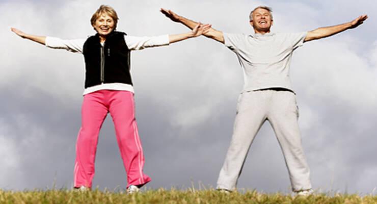 Фото к статье: Фитнес для пожилых: четыре истории