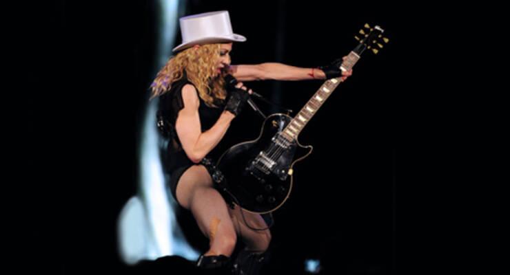 Фото к статье: Быть как Мадонна
