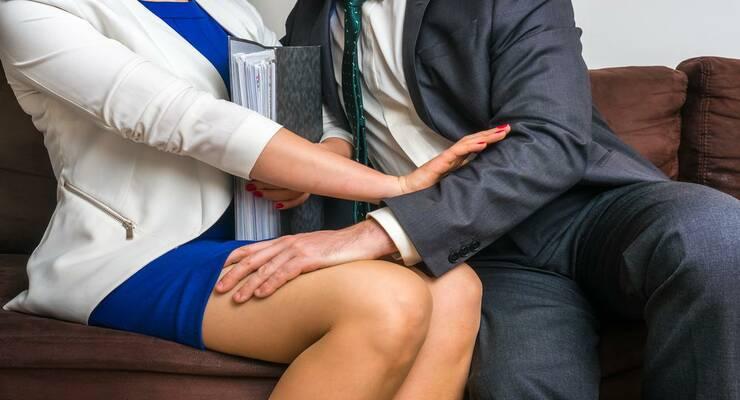 Фото к статье: Сексуальные домогательства на работе: как за себя постоять