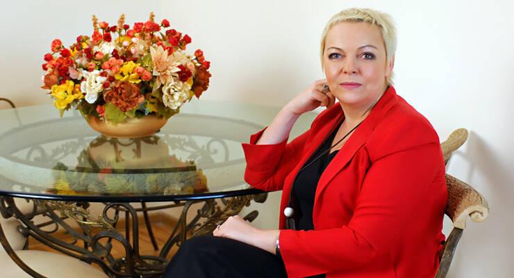Фото к статье: Новоселова Елена