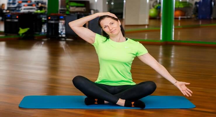 Фото к статье: Растяжка: лучшие упражнения для мышц спины и позвоночника