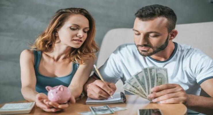 Фото к статье: Как перестать ссориться с мужем из-за денег
