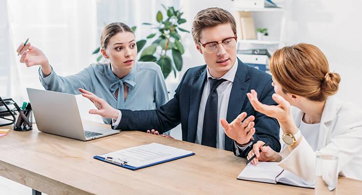 Фото к статье: Как общаться со сложными людьми: 5 советов от психологов