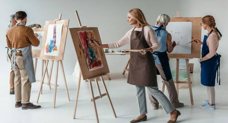 Фото к статье: Зачем нам нужна арт-терапия