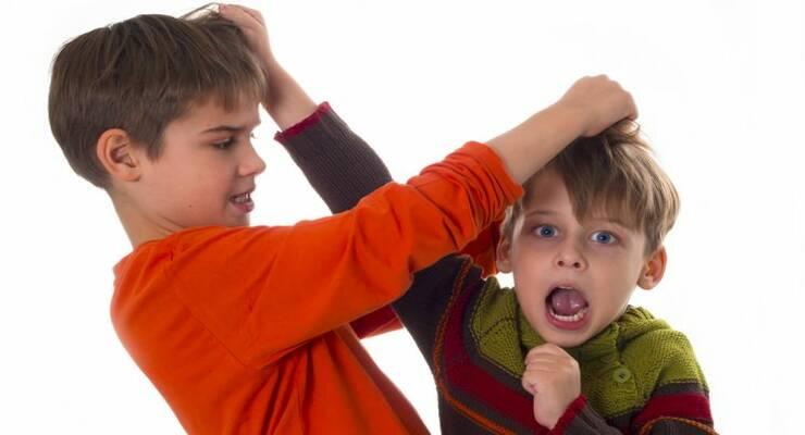 Фото к статье: Как научить ребенка давать сдачи обидчикам