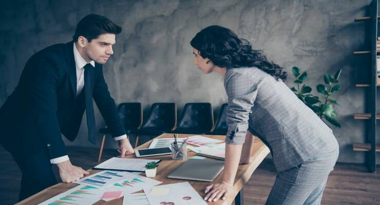 Фото к статье: Конфликт с начальником: как нормализовать отношения