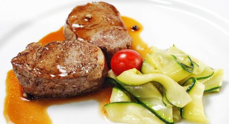 Фото к статье: Диетические блюда из мяса