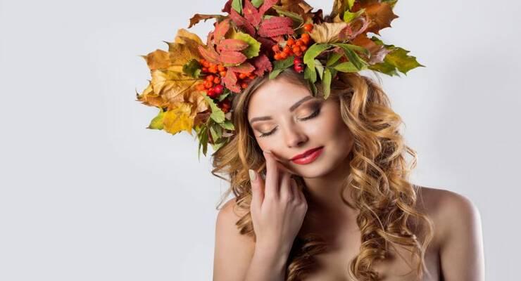 Фото к статье: Цвета осени: карамель, мед, шампанское и еще 3 модных оттенка волос