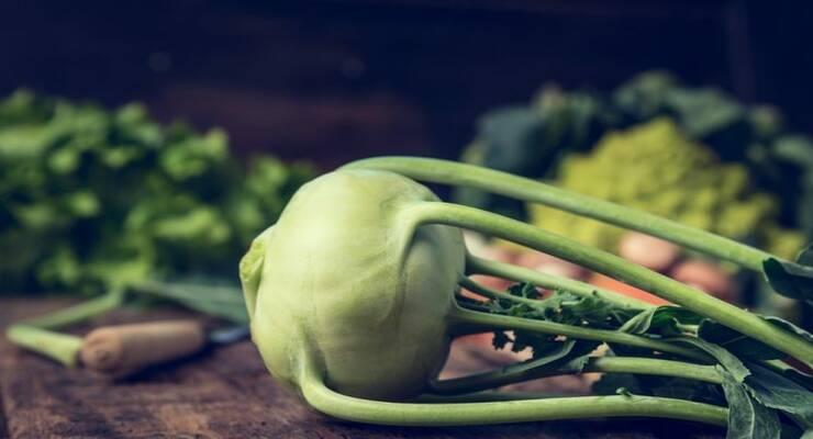 Фото к статье: Что приготовить из кольраби быстро и вкусно