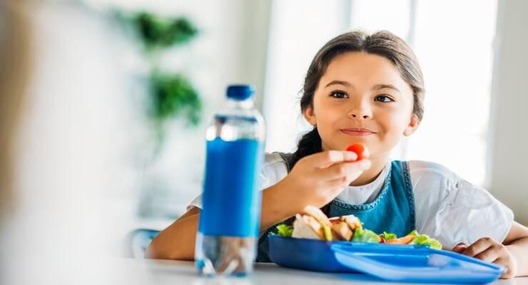 Фото к статье: 4 правила питания школьника, которые улучшат успеваемость