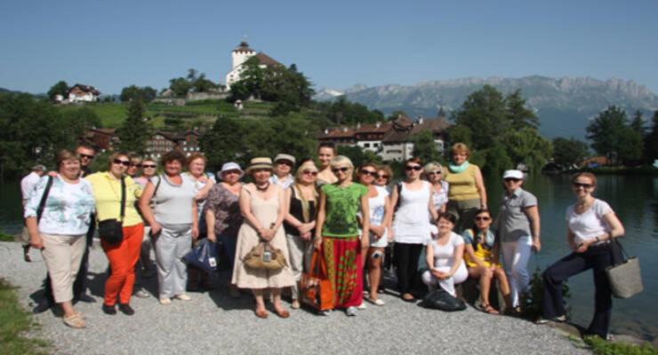 Фото к статье: Алена Мордовина о йогатерапии, альпийских лугах и Боденском озере