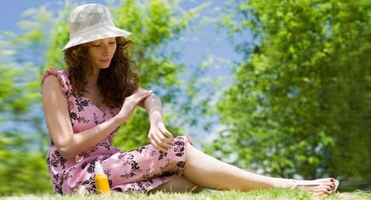Фото к статье: Как защитить кожу летом: 6 советов