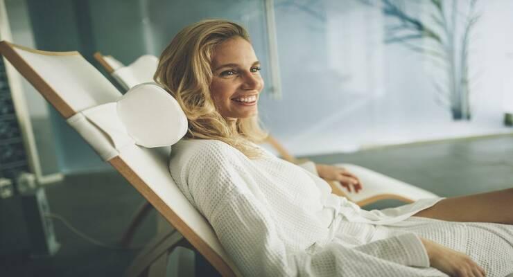Фото к статье: Санаторный отдых: что следует принять во внимание