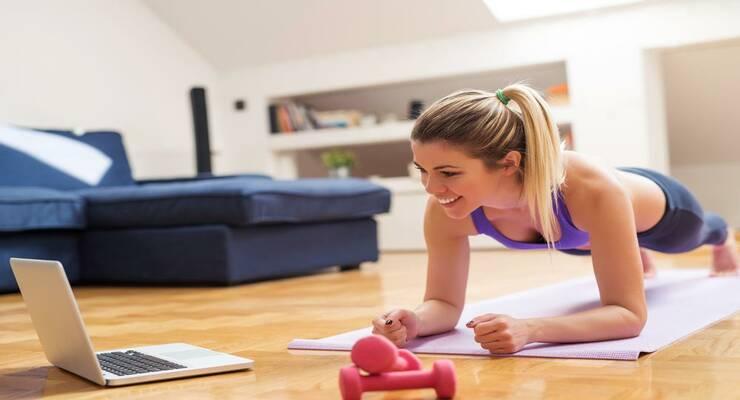 Фото к статье: Онлайн-марафоны по фитнесу: так ли они эффективны?