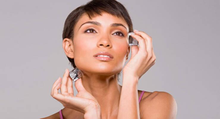 Фото к статье: Что делать с расширенными порами лица?