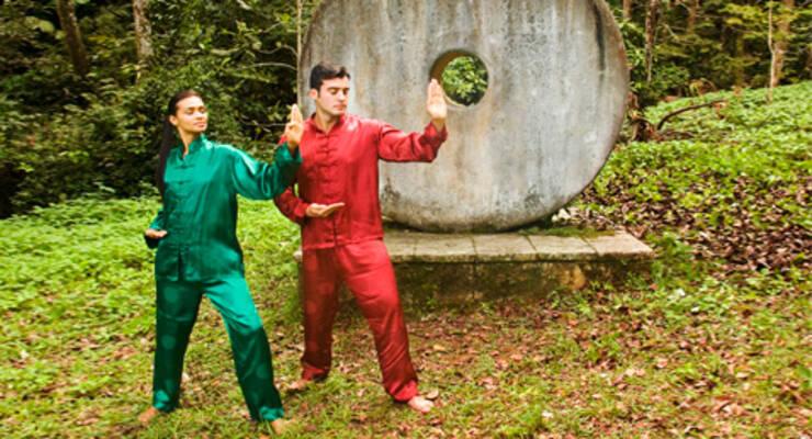 Фото к статье: Весенняя зарядка для суставов от Станислава Рогачева