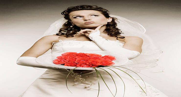 Фото к статье: Сомнения перед свадьбой: что они значат?