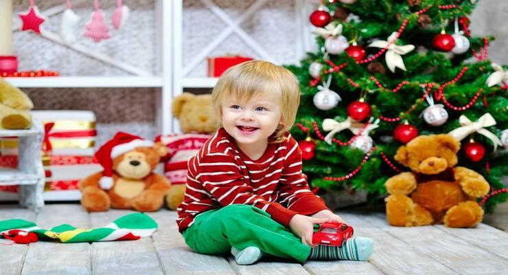 Фото к статье: Праздник без хлопот: встречаем Новый год с малышом