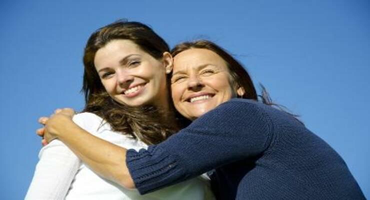 Фото к статье: Как улучшить отношения матери и дочери
