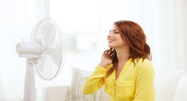 Фото к статье: Как не простудиться в летнюю жару?