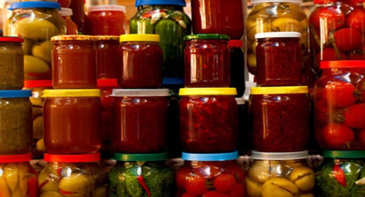 Фото к статье: Здоровые домашние заготовки