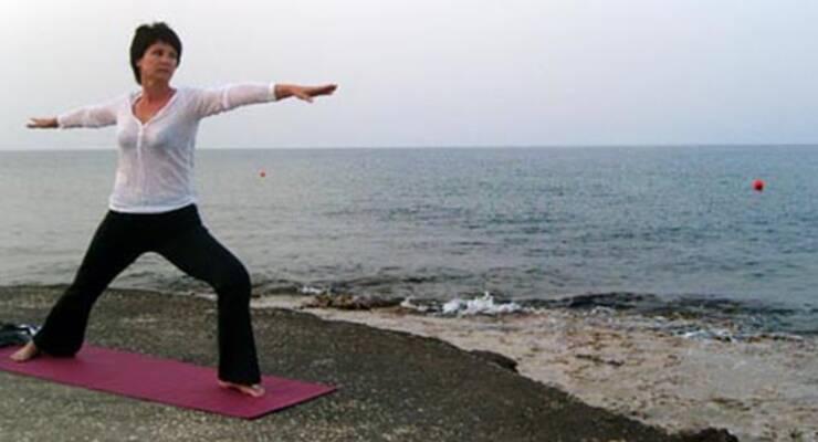 Фото к статье: Йога-тур на Кипре с Аленой Мордовиной. Начало
