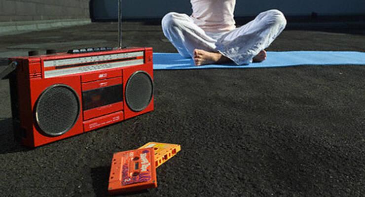 Фото к статье: Музыка для фитнеса: какие песни строят мышцы