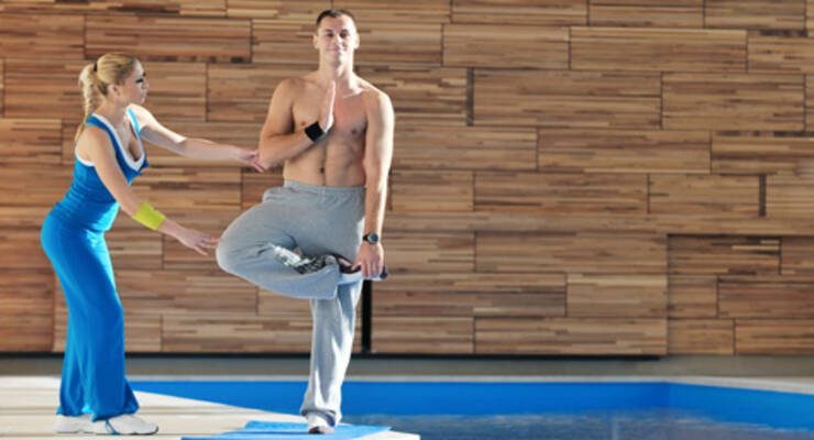 Фото к статье: Как вести себя в фитнес-клубе или тренажерном зале