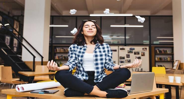 Фото к статье: Как быстро успокоиться в разных стрессовых ситуациях