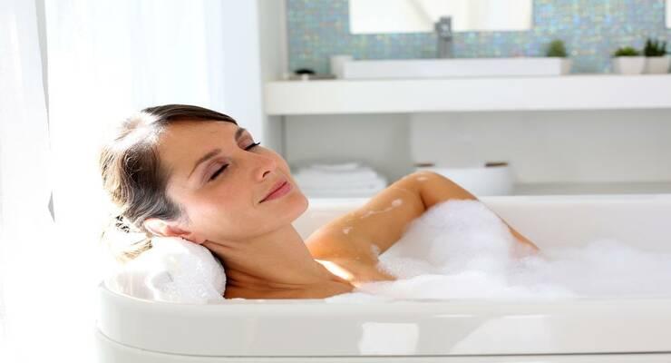 Фото к статье: Принимаем ванну: чтобы согреться, расслабиться и стать красивее