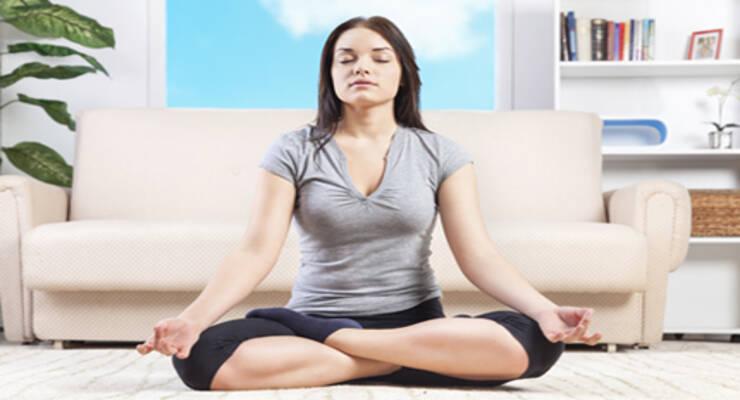 Фото к статье: Йога против простуды и бронхита: как быстрее выздороветь (ФОТО)