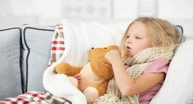Фото к статье: Бронхит у ребенка: вирусный или бактериальный?